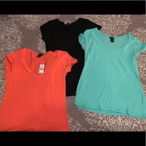 3 wet seal t shirts - selling together